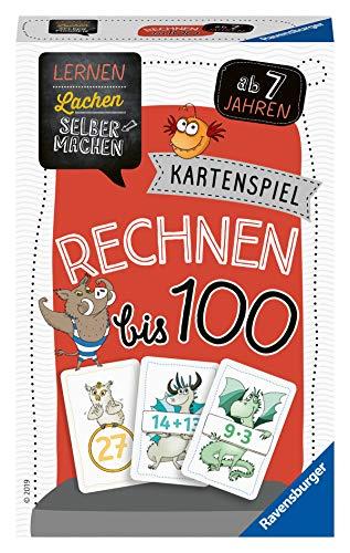 Ravensburger Kinderspiele Lernspiel 80660 - Lernen Lachen Selbermachen: Rechnen bis 100