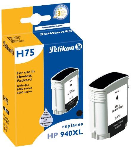 Pelikan Druckerpatrone H75 ersetzt HP C4906AE, Schwarz