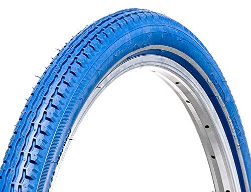 AMIGO Neumáticos exteriores Ortem Vert-X26 x 1,75 (47-559) Reflexion, color azul oscuro