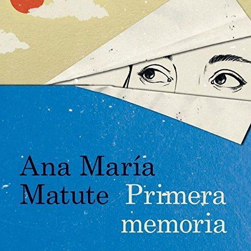 Primera memoria audiobook cover art