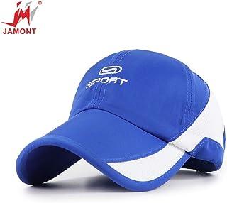 sdssup Gorra de béisbol Anti-ácaros Gorra de béisbol Color Azul ...
