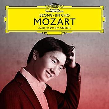 Mozart: Allegro in D Major, K. 626b/16