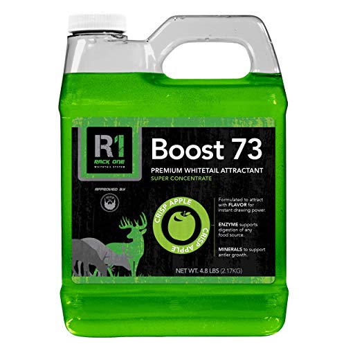 Tink's Boost 73 Apple Food Attractant New Scent
