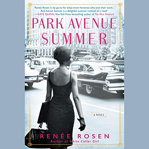 Park Avenue Summer audiobook cover art