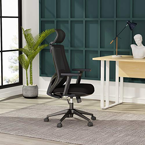 Office Chairs with Good Headrests