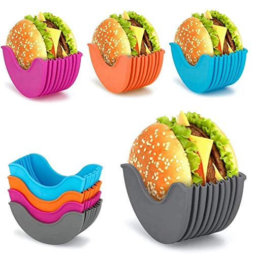 4 Pack Burger Buddy Burger Fixed Box