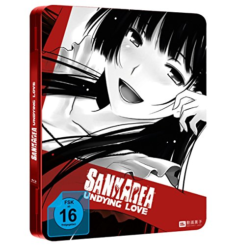 Sankarea: Undying Love - Gesamtausgabe - [Blu-ray] Metalpack-Edition