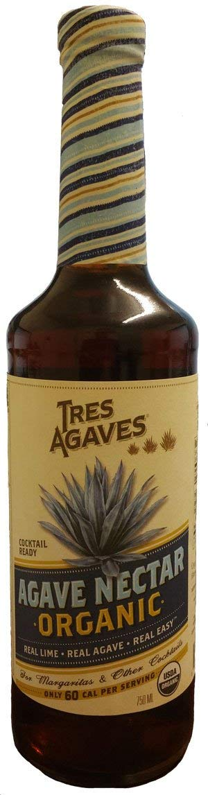 Tres Agaves Mixer Super Cheap super special price sale period limited Agave Nectar Fl Organic Oz 25.36