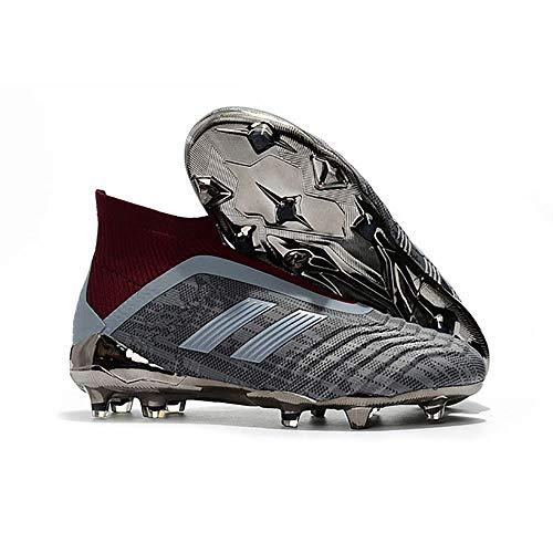 gengyouyuan Chaussures de Foot Montantes Homme...