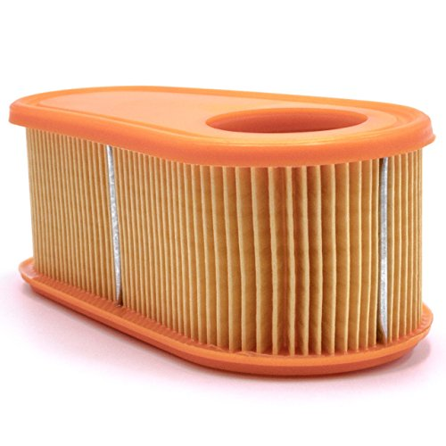 vhbw de rechange orange pour tondeuse à gazon comme Briggs & Stratton 005419, 795066, 796254