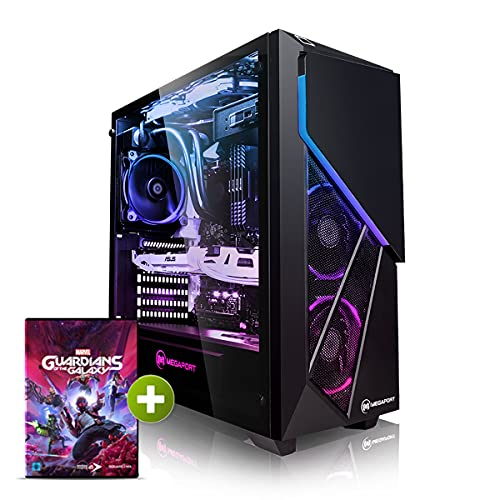 Megaport PC-Gaming Intel Core i9-11900F 8x 5.20GHz (Turbo) • GeForce RTX 3080 Ti 12GB • 32GB DDR4 3200 RGB PRO • 2TB M.2 SSD • Windows 10 • WLAN gamer pc computer gaming computer