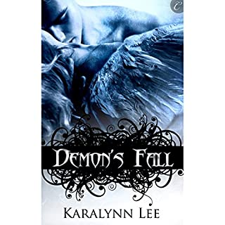 Demon's Fall audiobook cover art