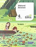 Natural science. 4 Primary. Más Savia. Murcia