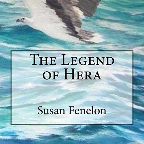 The Legend of Hera audiobook cover art