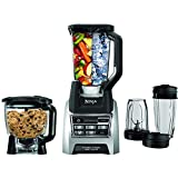 Nutri Ninja Blender Kitchen System, Auto-iQ 1200 Watt 72oz Total...