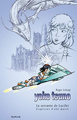 Yoko Tsuno - tome 25 - La servante de Lucifer (grand format)