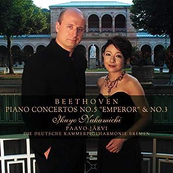 """Beethoven: Piano Concertos No.5 """"Emperor"""" & No.3"""