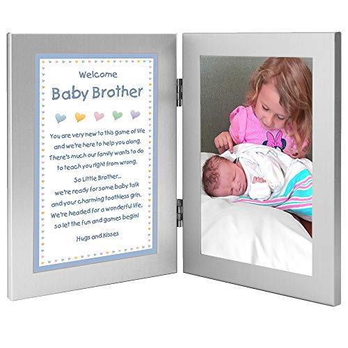 형제 자매에서 오신 것을 환영합니다 아기 형제 선물-사진 추가