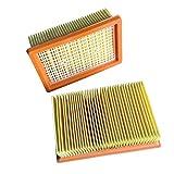 Clean Fairy aspiradora filtros 2-pcs repuesto para auténtica Karcher...