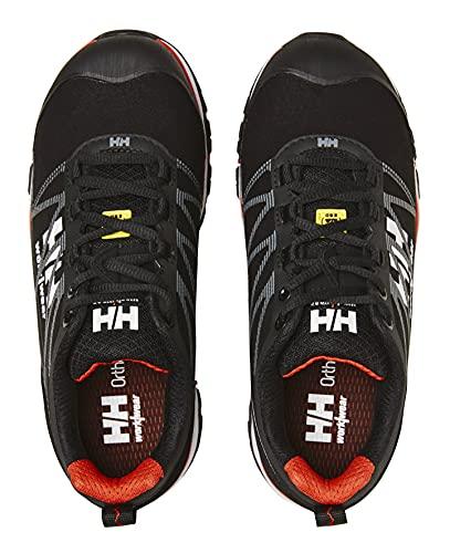 Helly Hansen Workwear Damen x Shoes, schwarz/orange, 36