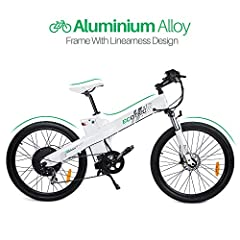 Here is a powerful and cost-effective mountain e-bike with 1000W rear motor and 48V/13AH Removable lithium battery. Although the bike is designed for flat road travel, its excellent Suspension Fork allows your unimpeded ride on rough roads. The Lithi...