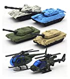HorBous Modelos de Vehículos del Ejército de Aleación de Juguetes...