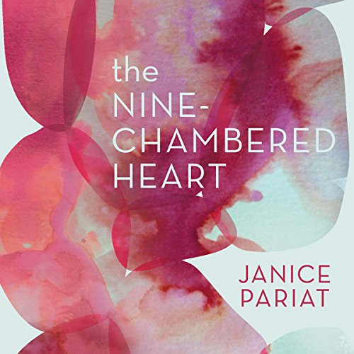 The Nine-Chambered Heart audiobook cover art