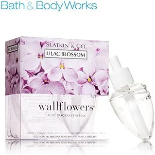 Bath Body Works Lilac Blossom Wallflowers Refill 2 Bulbs