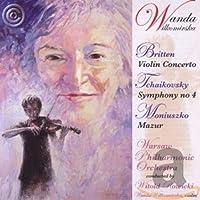 Britten/Tchaikovsky/Moniuszko