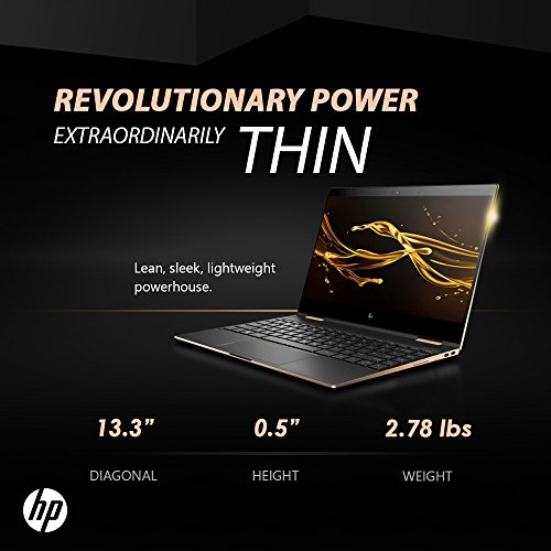 Compare HP Spectre x360 13t Touch (x360-13t) vs other laptops