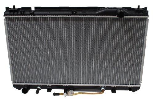 02 camry radiator - 3