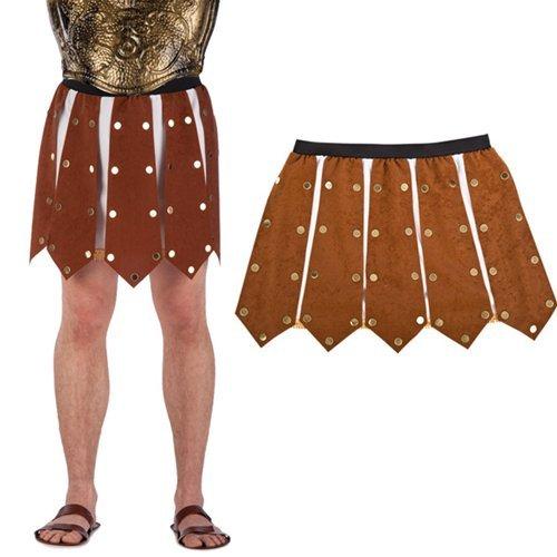 CARNIVAL TOYS S.R.L., jupe marron de l'époque romaine