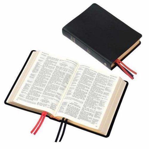 Westminster Reference Bible Leather Cover