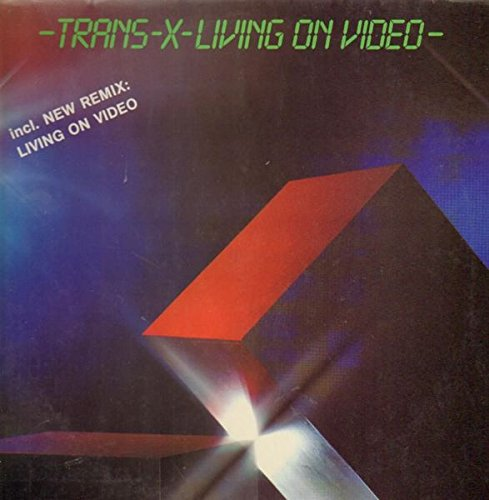 Trans-X - Living On Video - ZYX Records - ZYX 20.066