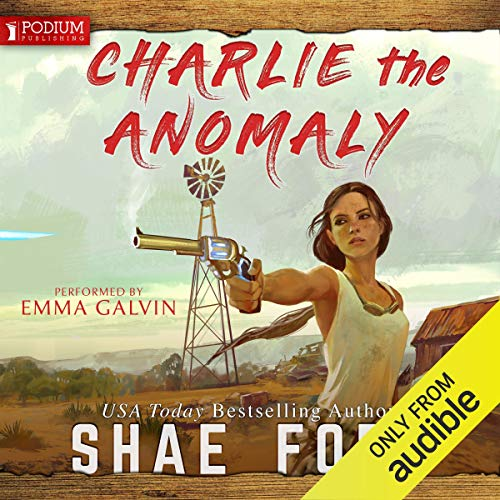 Charlie the Anomaly cover art