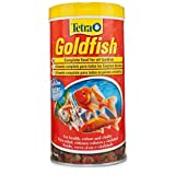Tetra Goldfish Flakes, Alimento de Pescado Completo para Todos los Peces de Oro, 85 ml