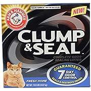 Arm & Hammer Clump & Seal Clumping Litter - Fresh Home