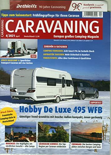 Caravaning Camping Magazin 4/2021
