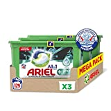 Ariel Pods Allin1 Detergente en Cápsulas para Lavadora con Lenor Unstoppable, 129 Lavados (3 x 43)