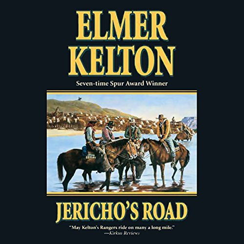 Jericho's Road  audiobook cover art