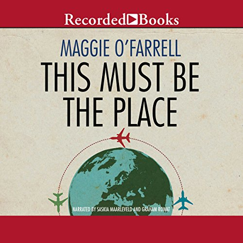 This Must Be the Place audiobook cover art