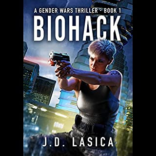 Biohack audiobook cover art