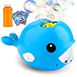 balnore Bubble Machine,Automatic Bubble Maker 2000+ Bubble Blower for Kids,Easy to Use for Parties Wedding Baby Showers...