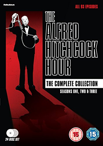 The Alfred Hitchcock Hour - The Complete Collection (24 disc box set) [DVD] [UK Import]