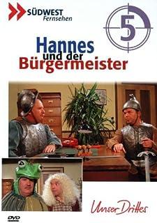 Hannes und dr Bürgermeister - DVD 05 [Alemania]