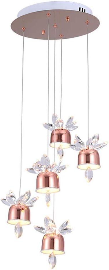 Liunce 5-Lights Creative Household Special sale item Overseas parallel import regular item Europe Pendant Fixtures Light