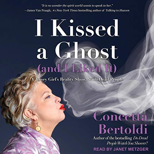 I Kissed a Ghost (And I Liked It) cover art