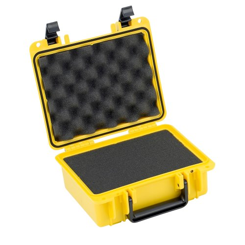 Seahorse SE300 Protective Case with Foam (Yellow)