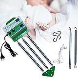 Elektrische Babyschaukel Controller, TZUTOGETHER mit Einstellbar Timer Schwingfeder für die Baby Federwiege und Baby Hängematte | stabil| Kein Geräusch |Energie sparen
