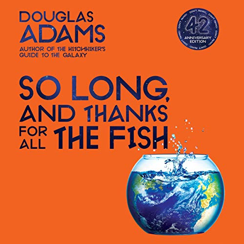 Couverture de So Long and Thanks for All the Fish